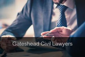Gateshead Civil Lawyers