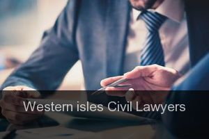 Western isles Civil Lawyers