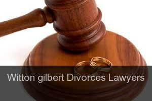 Witton gilbert Divorces Lawyers