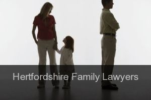 Hertfordshire Family Lawyers