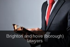 Brighton and hove (borough) Lawyers