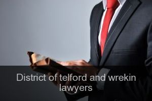 District of telford and wrekin Lawyers