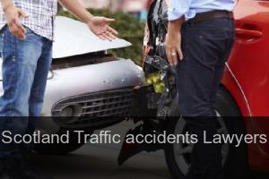 Scotland Traffic accidents Lawyers